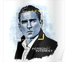 Mr. Reese (Person of Interest) Poster