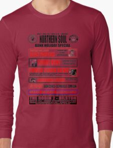 Northern Soul Special Long Sleeve T-Shirt