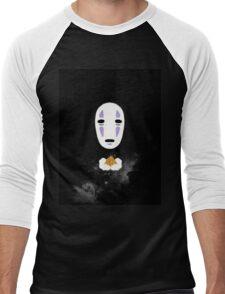 No Face Galaxy Men's Baseball ¾ T-Shirt