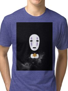 No Face Galaxy Tri-blend T-Shirt