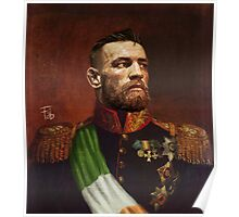 Conor McGregor - Protector of the Land Poster