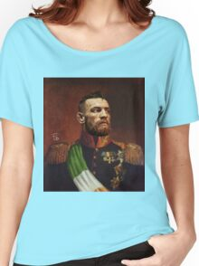 Conor McGregor - Protector of the Land Women's Relaxed Fit T-Shirt