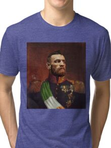 Conor McGregor - Protector of the Land Tri-blend T-Shirt