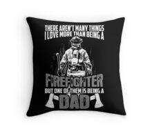 Firefighter - fireman gift Throw Pillow