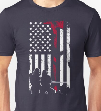 Firefighter - Fireman clothing Unisex T-Shirt