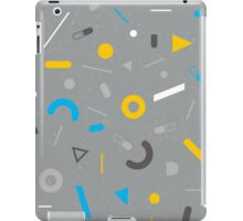 Almost Friday - Grey iPad Case/Skin