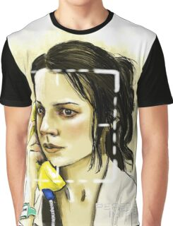 Samantha Groves - Root (Person of Interest) Graphic T-Shirt