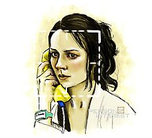 Samantha Groves - Root (Person of Interest) Photographic Print
