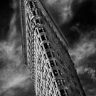 Flat Iron Monochrome by Dave Hare