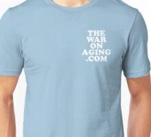 The War On Aging - Subtle - White Unisex T-Shirt