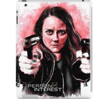 Root (Person of Interest) iPad Case/Skin