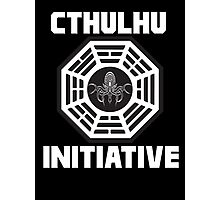 Cthulhu Initiative Photographic Print