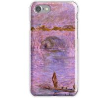 Claude Monet - Waterloo Bridge in London (1902)  iPhone Case/Skin