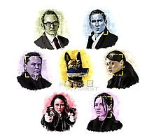Person of Interest Photographic Print