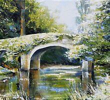 Derrybawn bridge by Roman Burgan