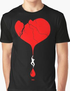 heart climber Graphic T-Shirt