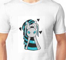 nepi fan blau Unisex T-Shirt