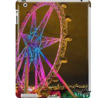 Star wheel iPad Case/Skin