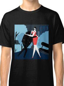 Dance at night Classic T-Shirt