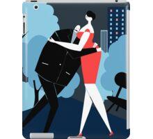 Dance at night iPad Case/Skin