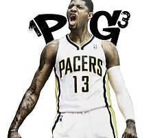 "Paul George ""PG-13"" by RhinoEdits"