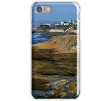 Living On Sunset Cliffs ~ California ~ USA (read message) iPhone Case/Skin