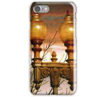 Evening Lamppost iPhone Case/Skin