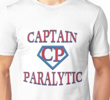Captain Paralytic Unisex T-Shirt