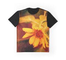 Sunflower Splash Graphic T-Shirt