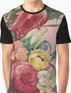Flower garland Graphic T-Shirt