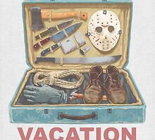 Get Ready For VACATION! by yurishwedoff