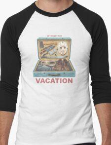Get Ready For VACATION! Men's Baseball ¾ T-Shirt
