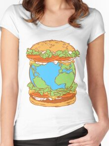 Taste of the world Women's Fitted Scoop T-Shirt