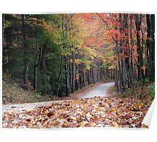 Poga Autumn Poster