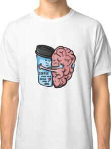 Coffee- Brain Dead Classic T-Shirt