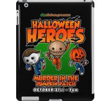Halloween Heroes! iPad Case/Skin