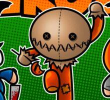 Halloween Heroes! Sticker
