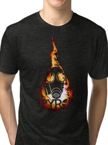 Team Fortress 2 - Pyro Tri-blend T-Shirt
