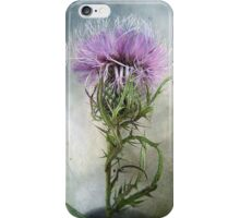 Spurred with many thorns ... iPhone Case/Skin