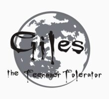 Giles the Teenager Tolerator by honestlyanthony
