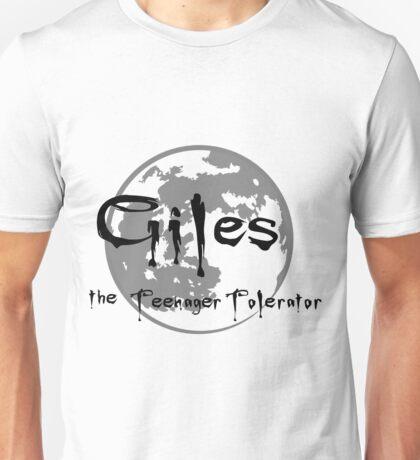 Giles the Teenager Tolerator Unisex T-Shirt