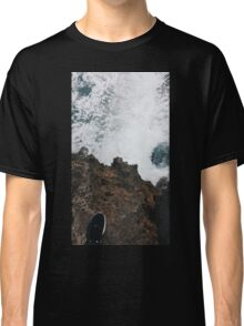 Waves and Rocks Classic T-Shirt
