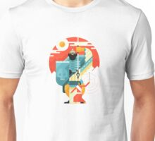 Epic David And Goliath Christian Bible Scene - 1 Samuel 17 Unisex T-Shirt