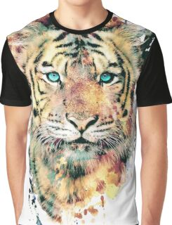 Tiger III Graphic T-Shirt