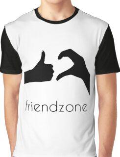 Friend Zone Graphic T-Shirt