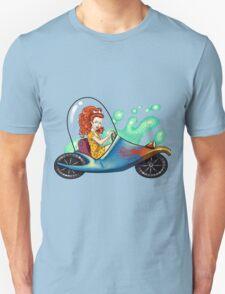 cavegirl Unisex T-Shirt