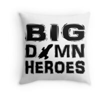 Firefly - Serenity - Big Damn Heroes Throw Pillow