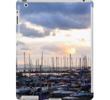 Sunset Harbor iPad Case/Skin