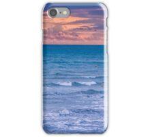 Sea at Sunset iPhone Case/Skin