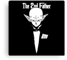 The 2nd Father Canvas Print